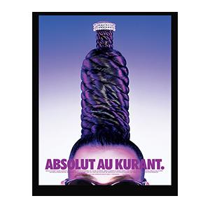 Absolut Vodka Print Ad
