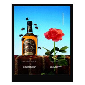 Chivas Regal Print Ad