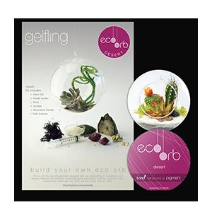 Eco Orb Print Packaging