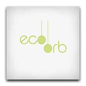 Eco Orb Graphic Logo