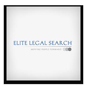 Elite Legal Search Graphic Logo