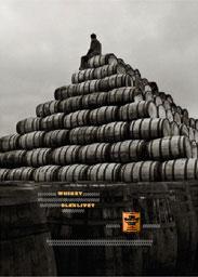 Print ad campaign for Glenlivet released across major consumer publications nationwide.
