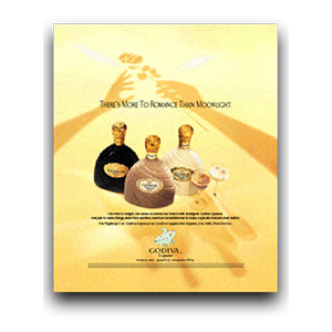 Godiva Print Ad