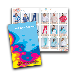 Hot Girls Surf Print Collateral