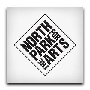 North Park For The Arts Graphic Logo