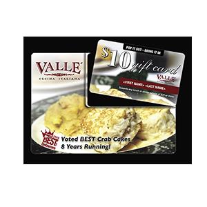 Valle Cucina Italiana Print Mail